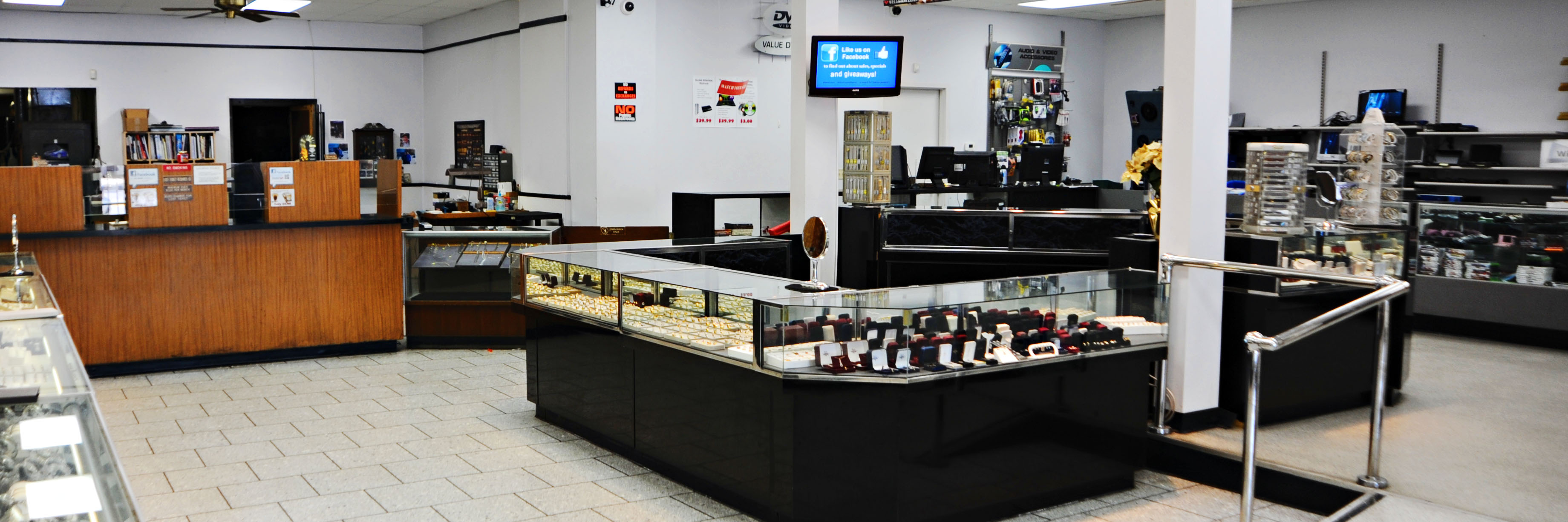 jewelry store in st. louis