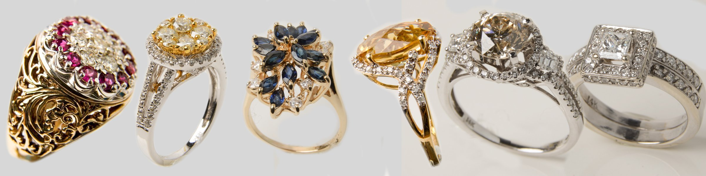 Diamond Rings at Pawn Shop Prices